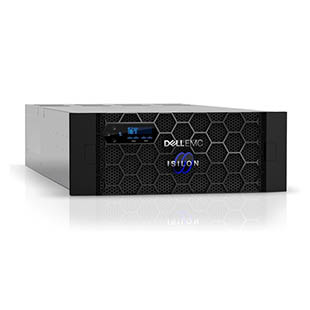 Dell EMC Isilon Scale-Out Network Attached Storage